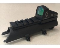 MONTAGE SKS RAIL PICATINNY + BASE ADAPTATEUR TYPE DOCTER