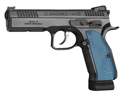 CZ SHADOW 2 BLACK  CAL. 9x19