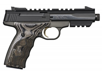 PISTOLET BUCK MARK MICRO CONTOUR FILETE BLACK LABEL cal 22