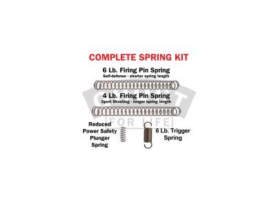Kit de ressort pour Glock / Spring kit for Glock