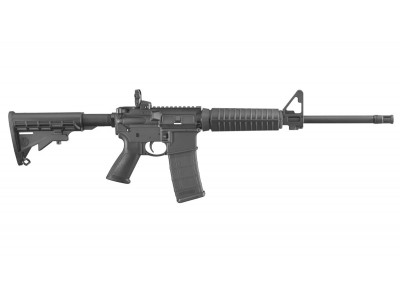 CARABINE RUGER AR-556 cal 5.56NATO 16,1