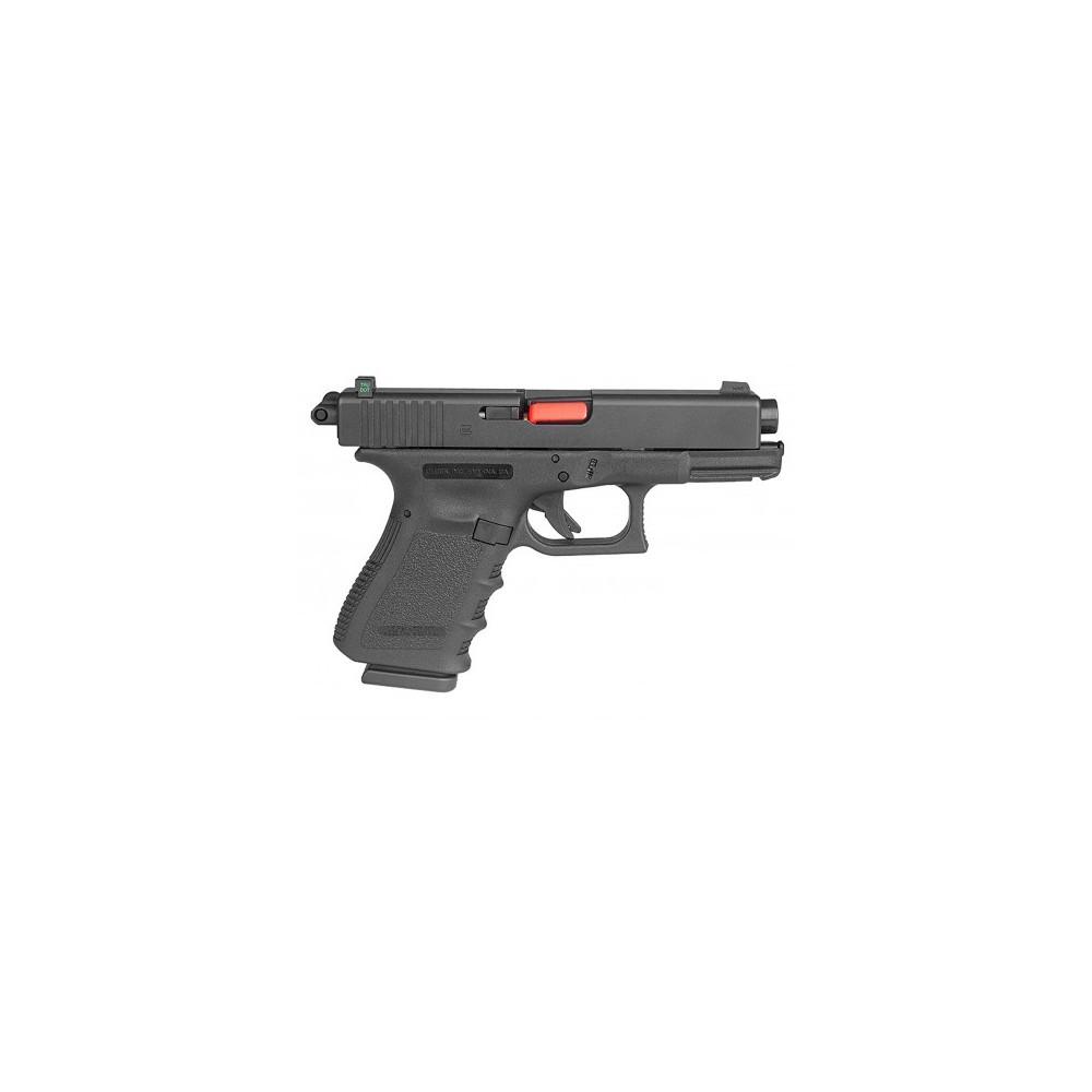 temoin de chambre vide 9mm armurerie pascal paris