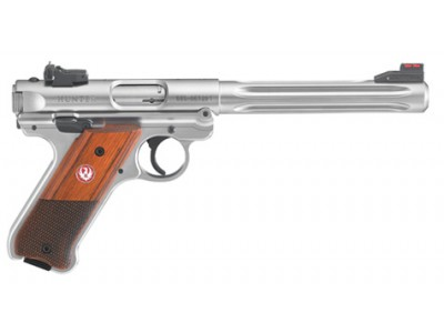 RUGER MARK IV HUNTER FLÛTÉ 22lr
