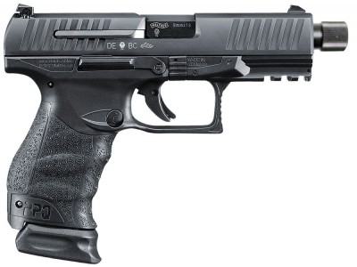 WALTHER PPQ M2 NAVY SD 9x19 FILETÉ