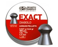 PLOMBS JSB DIABOLO EXACT 4.5MM