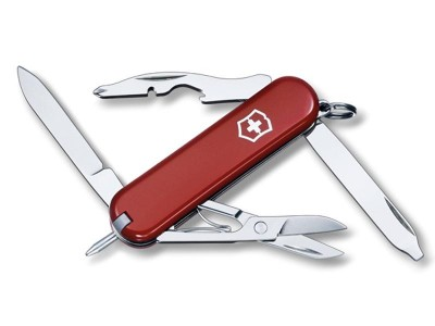 COUTEAU VICTORINOX MANAGER ROUGE
