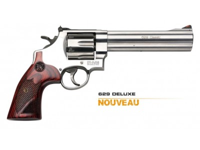 REVOLVER SMITH & WESSON 629 DELUXE 44MAG