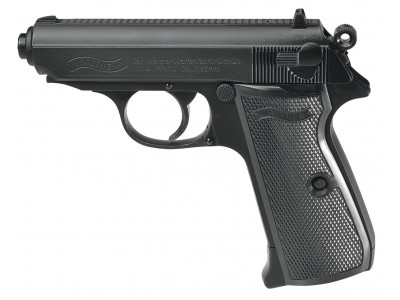 PISTOLET WALTHER PPK/S Cal4.5 BLOWBACK