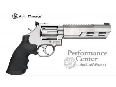 """REVOLVER SMITH & WESSON 686 COMPETITOR 357 MAG INOX 6"""""""