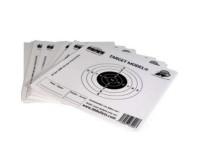 Cibles papier pour porte-cible avec filet (x50)