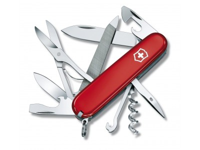 Couteau multifonction suisse victorinox Mountaineer