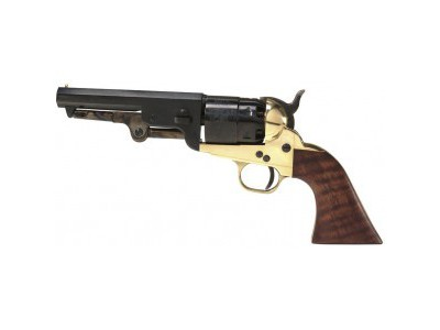 REVOLVER PIETTA 1851 REB NORD NAVY SHERIFF'S CAL 36