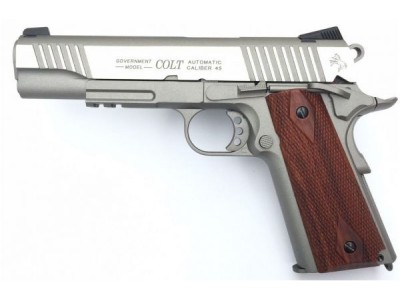 CYBERGUN COLT 1911 RAIL GUN 6mm CO2