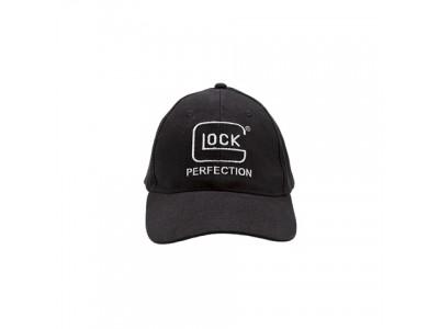 """CASQUETTE GLOCK """"PERFECTION"""" NOIRE LOGO"""