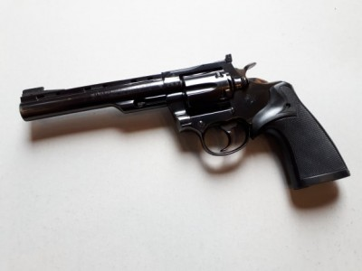 Revolver COLT mk3  38SP
