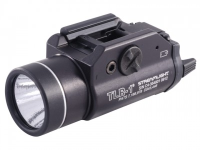 LAMPE STREAMLIGHT TLR1 POUR RAIL PICATINY