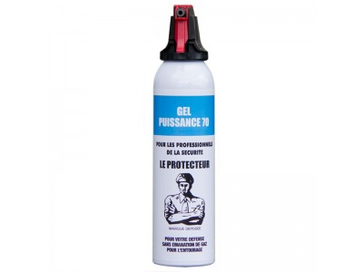 AEROSOL DE DEFENSE A GEL CS 100ml ACCUSOL