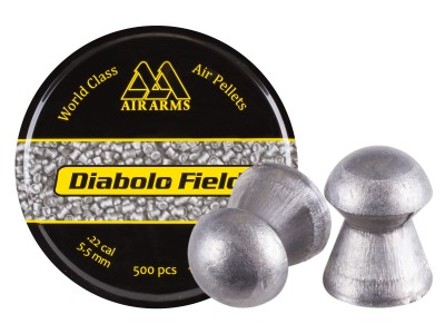 PLOMBS 5.5 AIR ARMS Diabolo Field