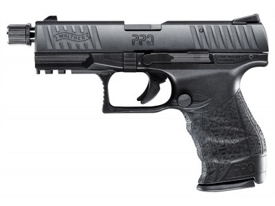 "WALTHER PPQ M2 TACTICAL 4,6"" FILETE  22LR"