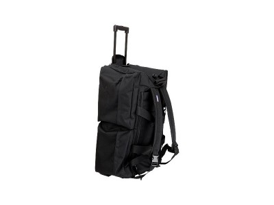 SAC A ROULETTES OPERATIONNEL 110L NOIR CITYGUARD