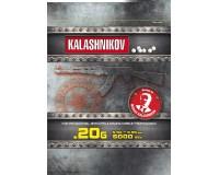 BILLES AIRSOFT KALASHNIKOV 0.20G PAR 5000