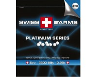 BILLES AIRSOFT SWISS ARMS 0.28G PAR 3600