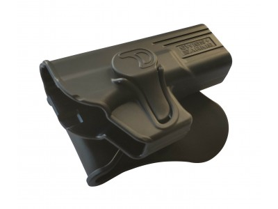 HOLSTER POLYMERE SWISS ARMS POUR GLOCK 19