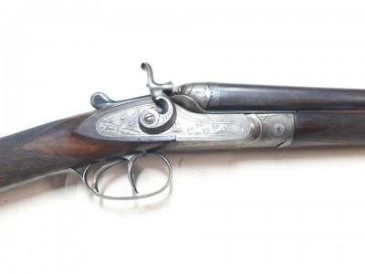 1e5be14c154 Juxtaposé Liégeois calibre 16 65 Chien extérieur - Armurerie Pascal ...