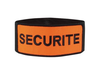 Brassard sécurité cityguard