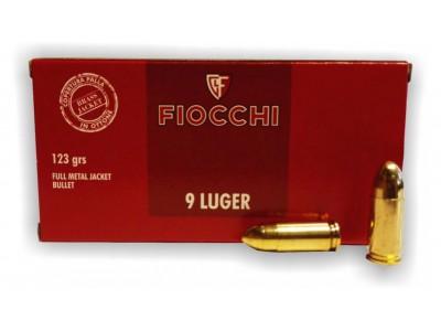 9x19 FMJ FIOCCHI